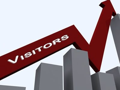 how to drive visitors to a new blog