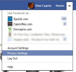block facebook photo tags