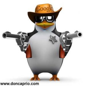 Google penguin update hammers black hat seo