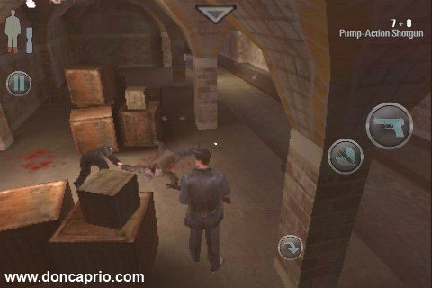 1st person shooter game for iPhone, ipad & ipod