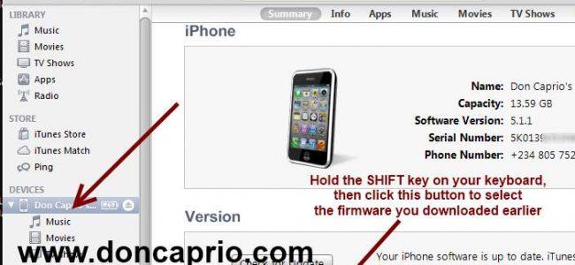 how do you jailbreak an iphone