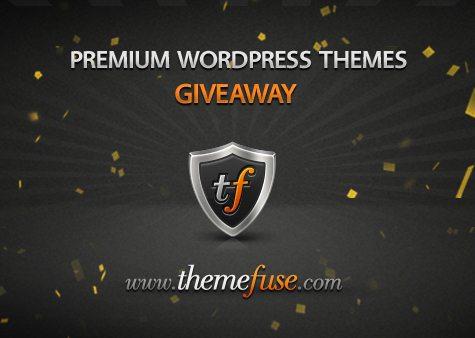 Giveaway #22: Win Three ThemeFuse Premium WordPress Themes