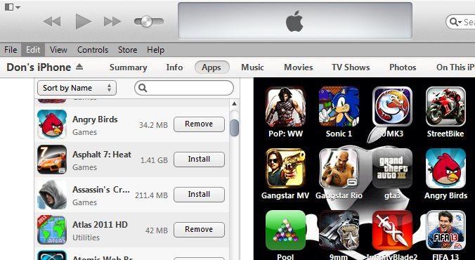 AppSync for iOS 6