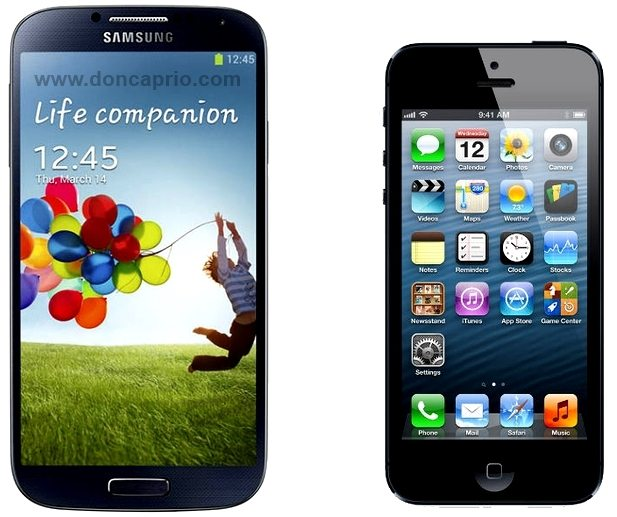 10 Reasons Why Samsung Galaxy S4 Blots out the iPhone 5