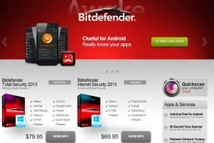 Bitdefender Antivirus Software
