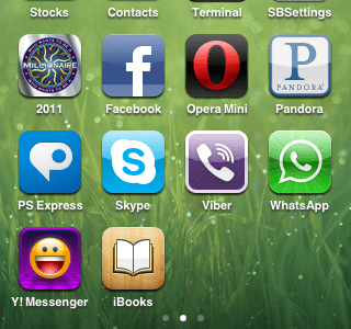 unsupported apps on iPhone 3G
