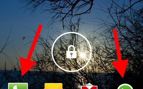 widgetlocker with notification badge for whatsapp