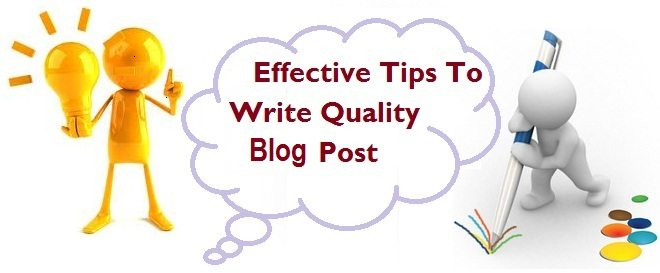 5 Tips on How to Write an Effective Blog Content