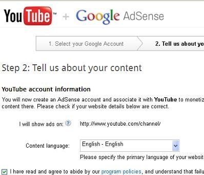 Get Google Adsense Account Approved Within 2 Hours Through Youtube!