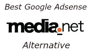 media.net, google adsense alternative