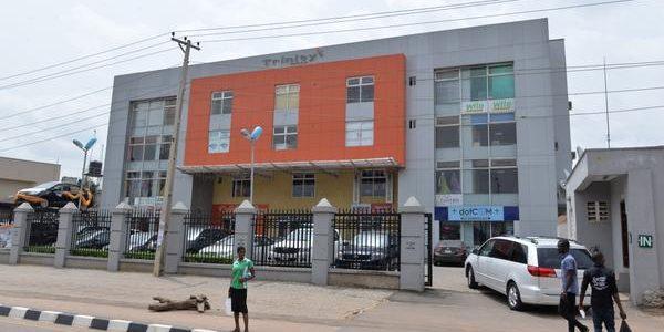 Innjoo Office (Innjoo Home) located at Trinity Mall, Ikeja