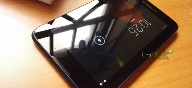 Lenovo Tab A7-30 lockscreen