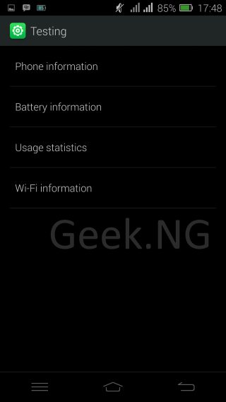 How to Force 3G (WCDMA only) on an Android Device