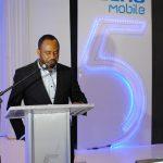 MD, Tecno Mobile Nigeria, Mr Chidi Okwonkwo speaking at the Phantom 5 Launch