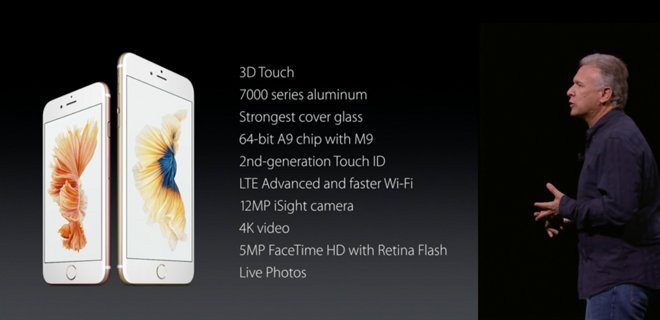 Apple event keynote