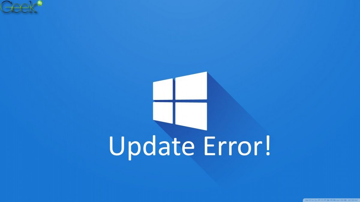Kernel security check failure windows 10 for Windows update