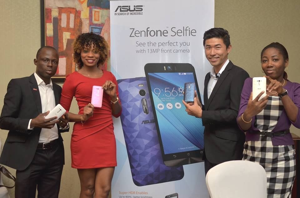 Asus Zenfoen launch