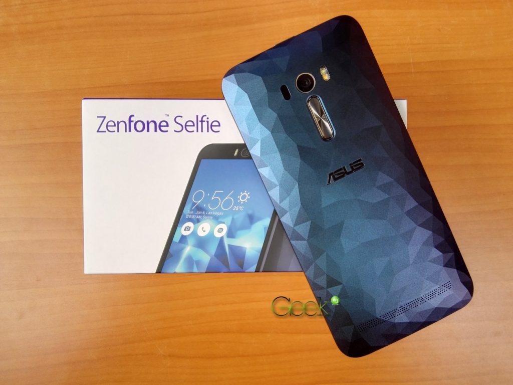Asus Zenfone Selfie back