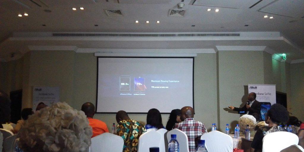Asus Zenfone launch