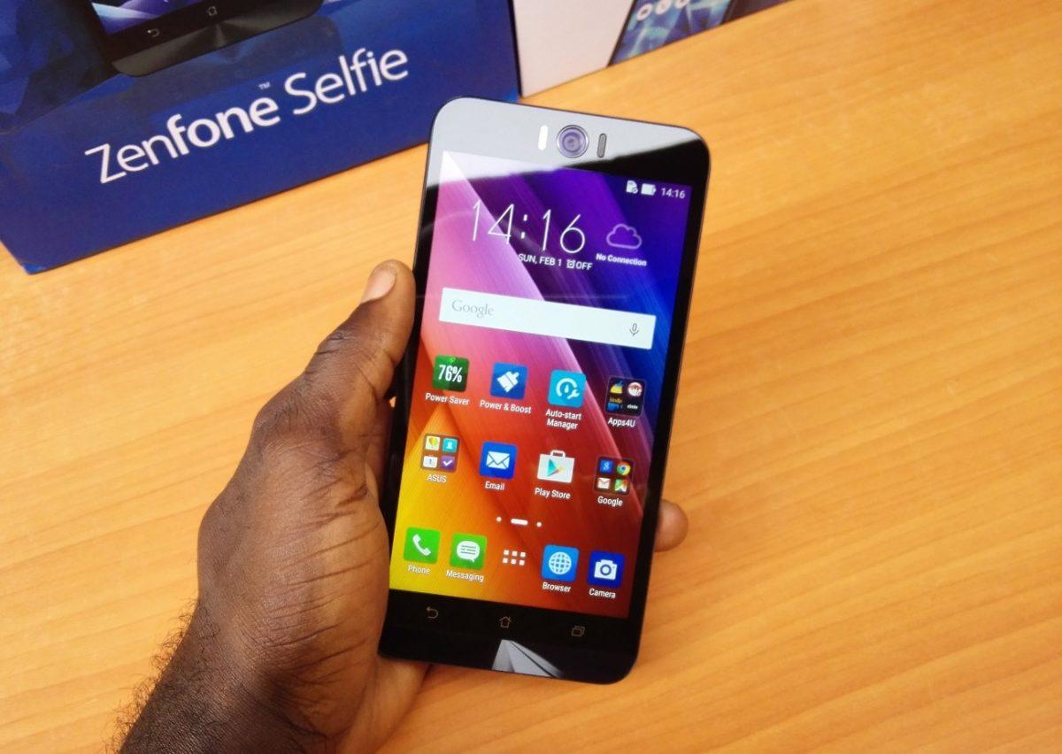 Prices Of Asus ZenFone Selfie, ZenFone Laser 5.5, ZenFone Go 5.0, and ZenFone C 4.5 In Nigeria 1