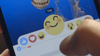 Facebook Introduces Reactions: No Dislike Button Yet