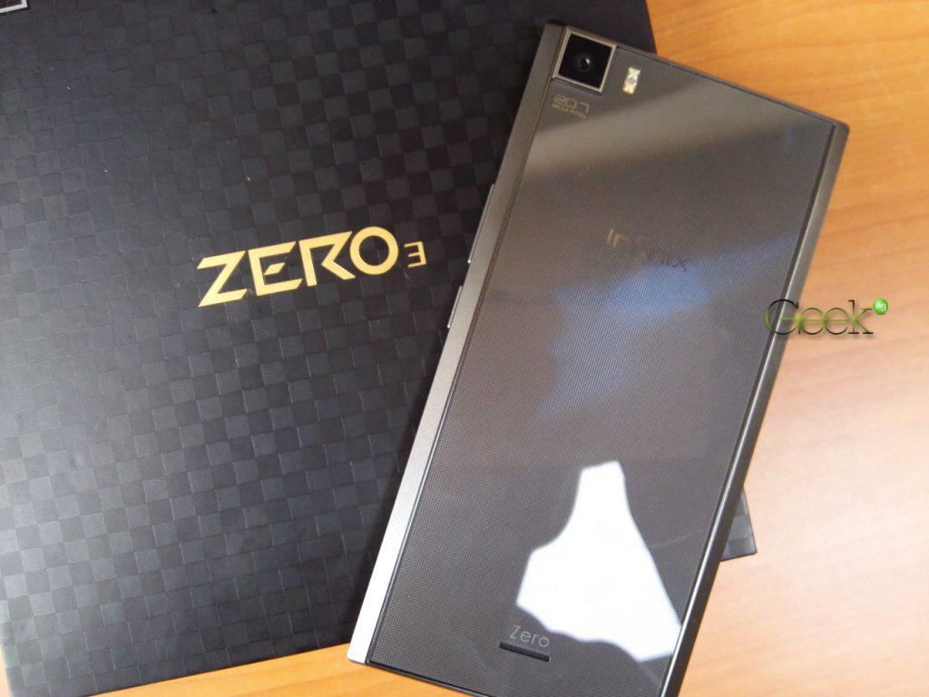 infinix zero 3 back