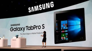 Samsung Galaxy TabPro S Finally Announced at CES