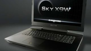 Sky X9W: This Crazy $11,000 Laptop Has A 64GB RAM & 5TB Disk Space