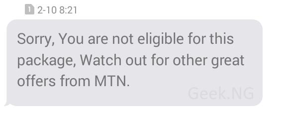 mtn data plan eligibility
