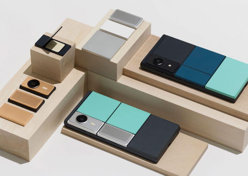Ara modular smartphone