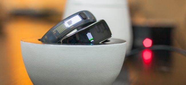 humavox wireless charging
