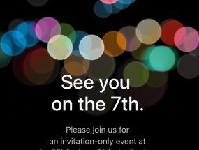 Apple invite