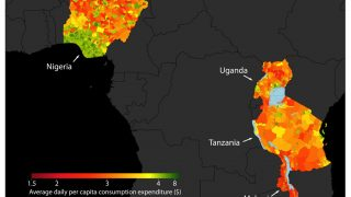 Study Reveals That Artificial Intelligence Can Map Poverty