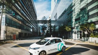 NuTonomy Introduces Self-Driving Taxi Service in Singapore