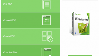 Edit PDF File on Mac with iSkysoft PDF Editor Pro for Mac
