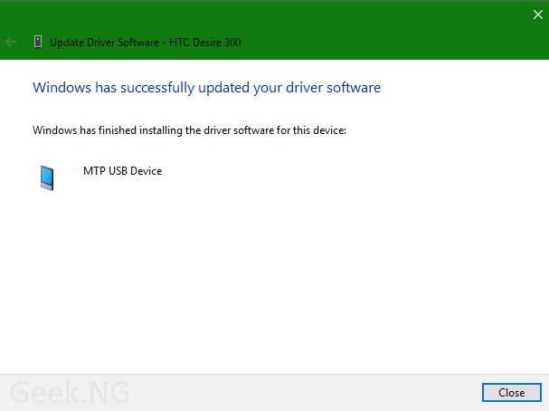 android-driver-installation-successful