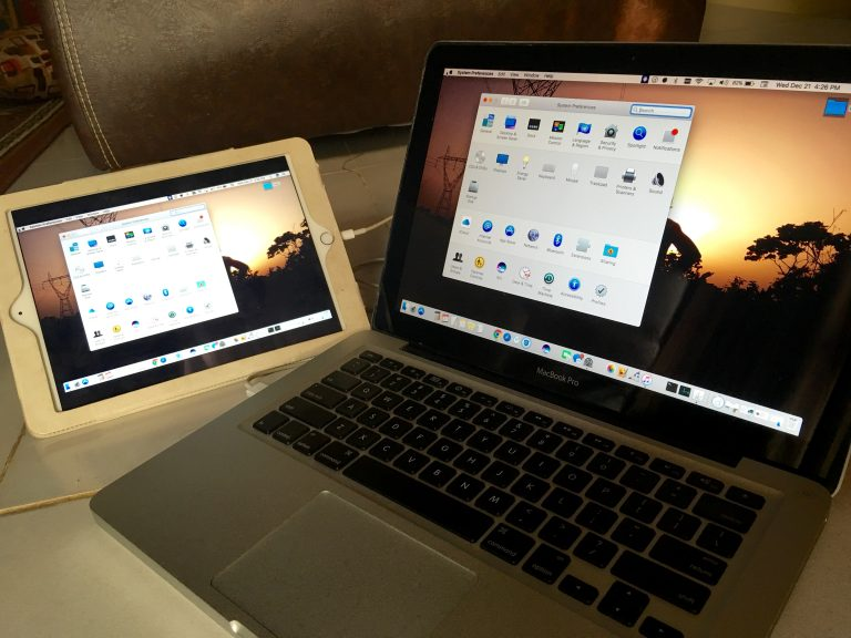 I Just Tried Duet Display on My iPad Air 2 and MacBook Pro and I Love It
