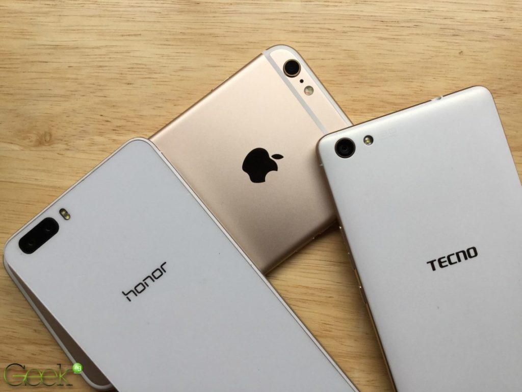 apple vs chinese phones