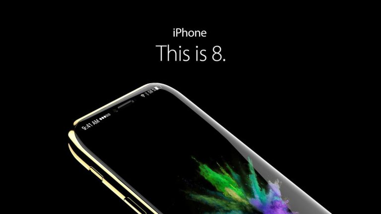 All iPhone 8 Rumors Put Into Concept