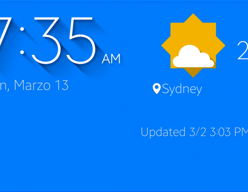 Clocks, Calendars and Cloud Cover: Useful Widgets That Work on Any Android Phone