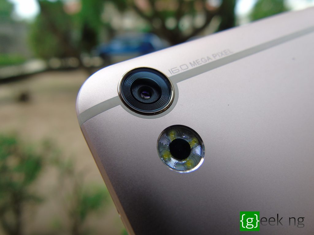 Tecno Camon CX - rear camera