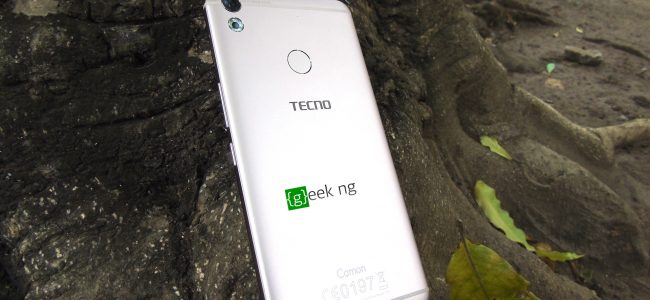 Tecno Camon CX - profile