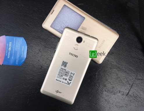 A Couple Of Weeks With Tecno L9 Plus