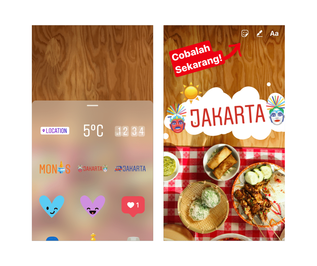 instagram geostickers