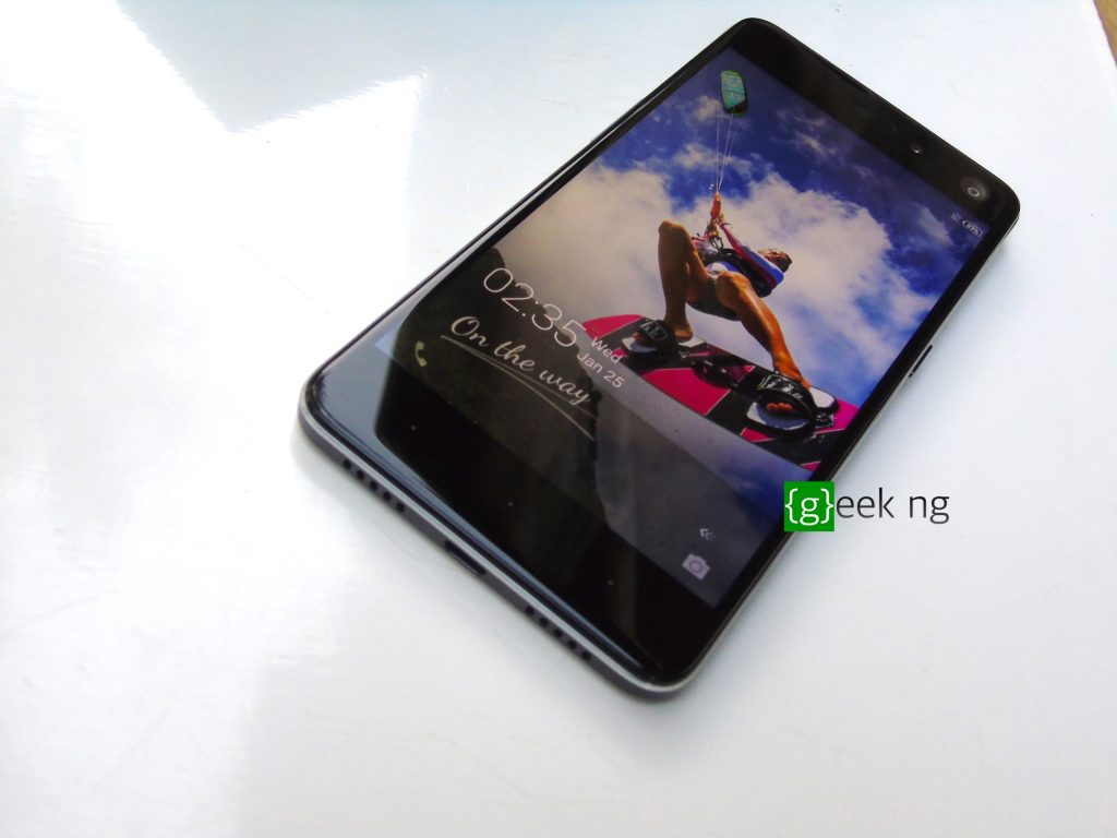 Infinix S2 - screen