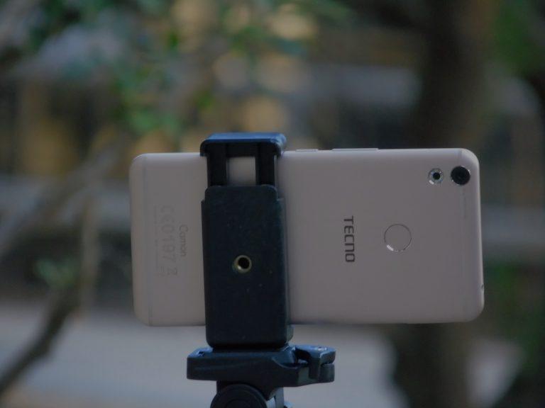 A Closer Look at Tecno Camon CX Camera