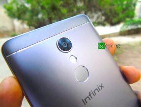 Infinix S2 - camera