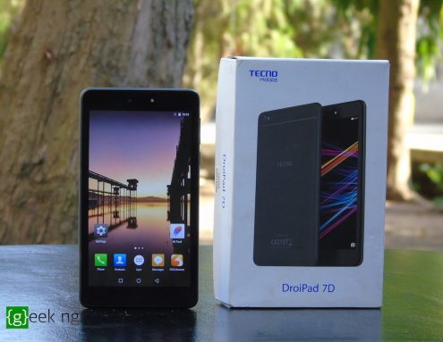 Tecno DroiPad 7D: Unboxing & Quick Review