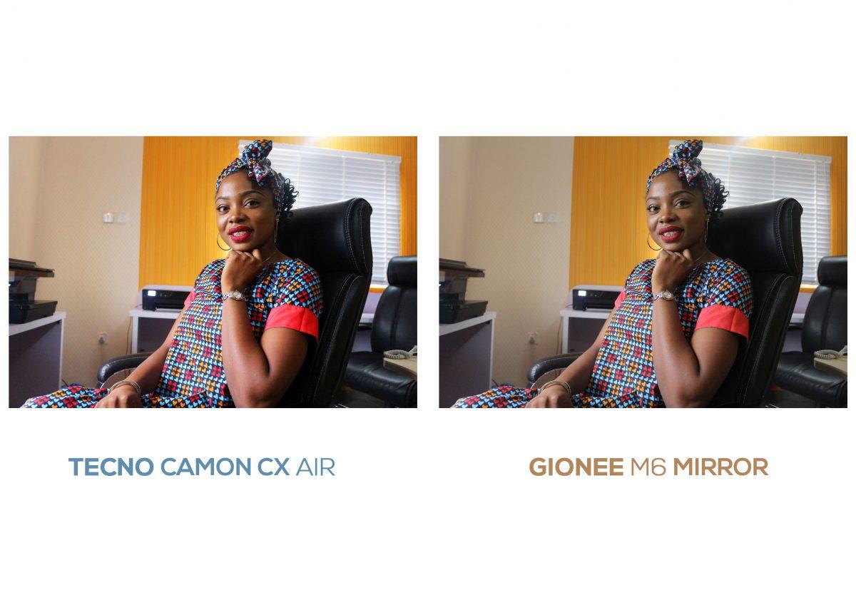 tecno camon cx vs gionee m6 mirror