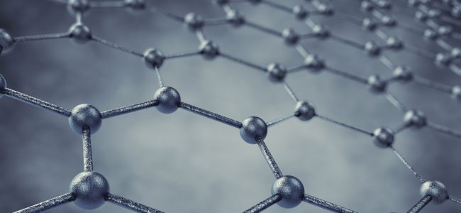 graphene hexagons